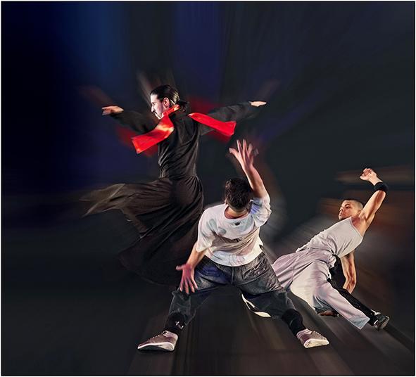 Németh Mihály::Botafogó táncegyüttes