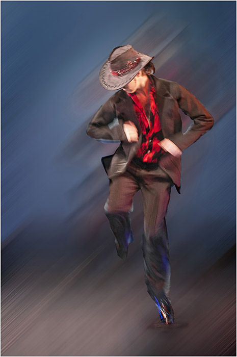 Németh Mihály::Tánc kalapban