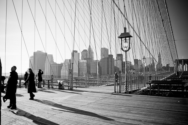 Varga Nóra::Brooklyn bridge
